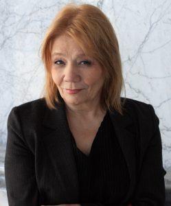 Prof. dr hab. Elzbieta Maczynska fot.Katarzyna Prokuska
